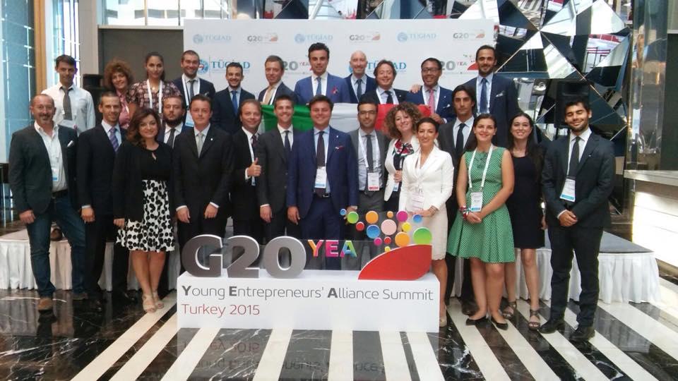 G20 YOUNG ENTERPRENEUR ALLIANCE 2015 #GOTOISTANBUL