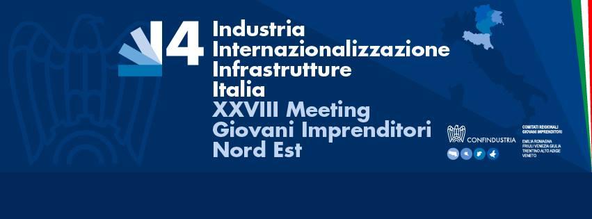 XXVIII MEETING GIOVANI IMPRENDITORI NORDEST