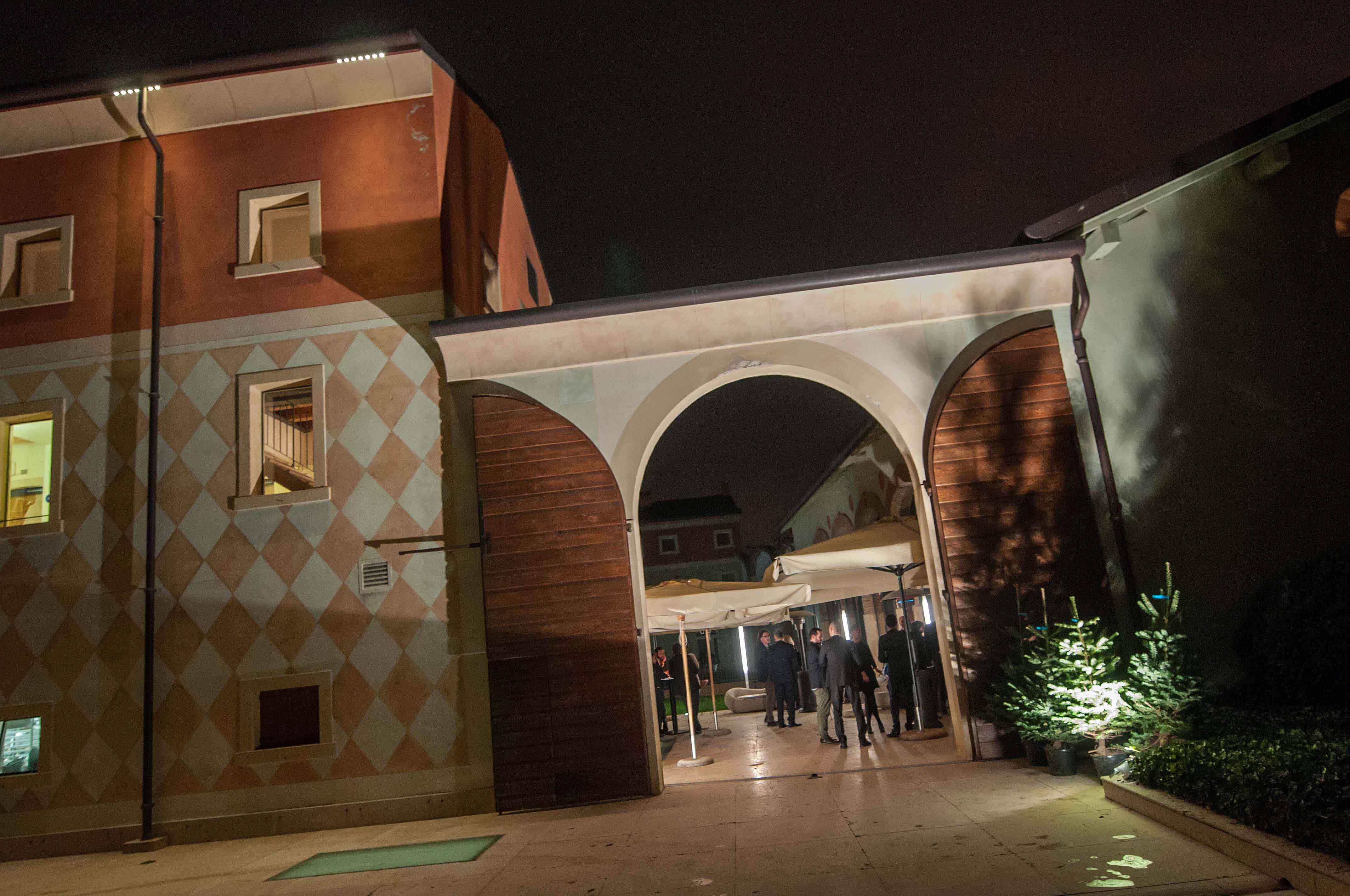 AUGURI DI NATALE ALL'HOTEL VERONESI LA TORRE