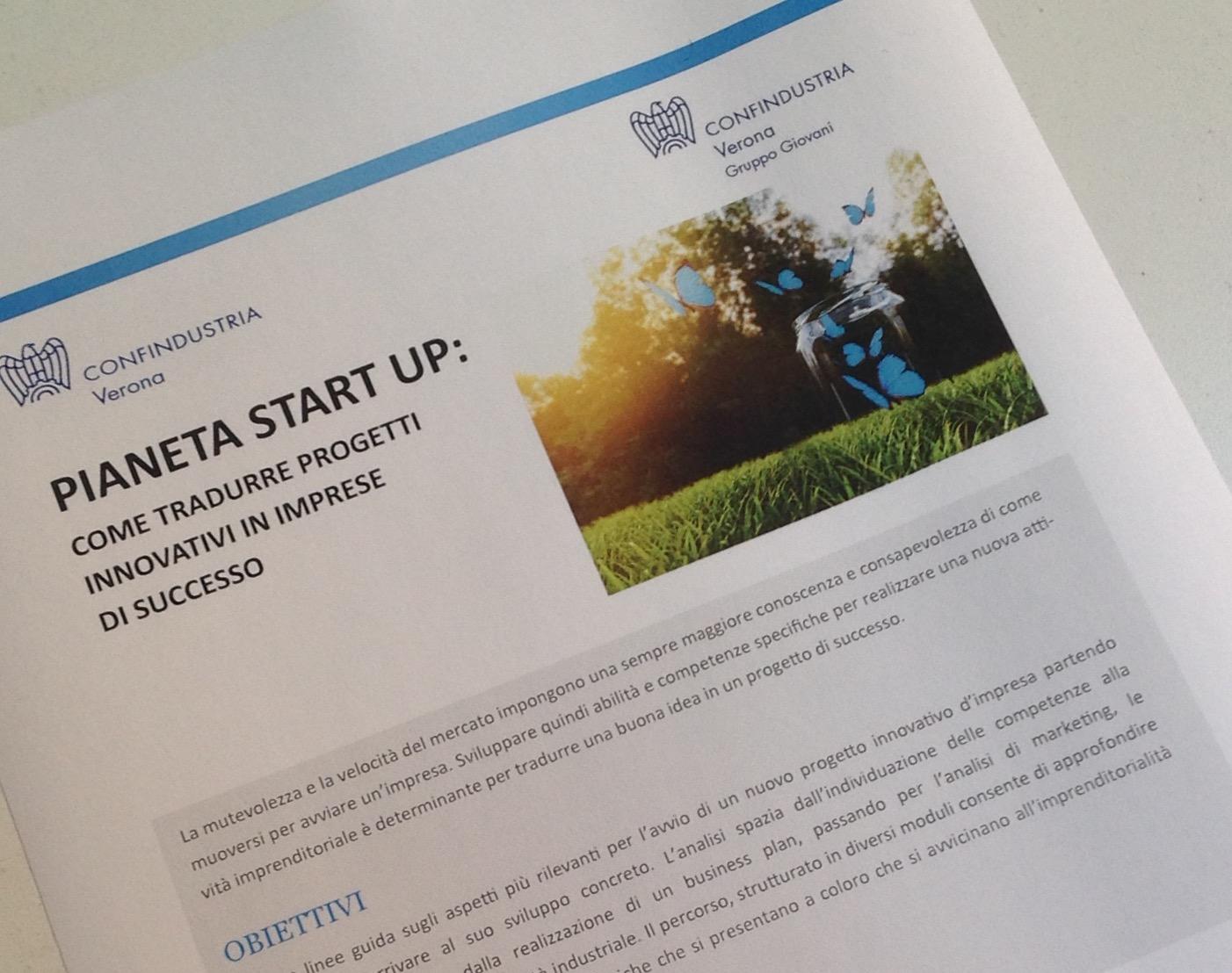 PIANETA START UP: STRUMENTI PER UN'IMPRESA DI SUCCESSO