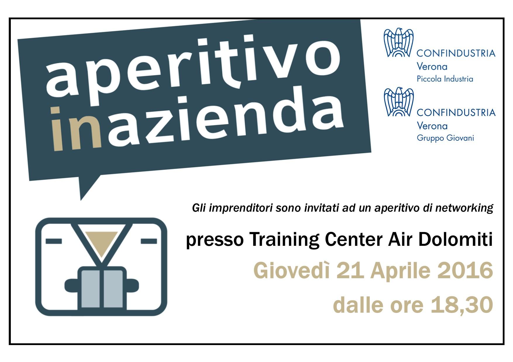 Invito Ape Air Dolomiti