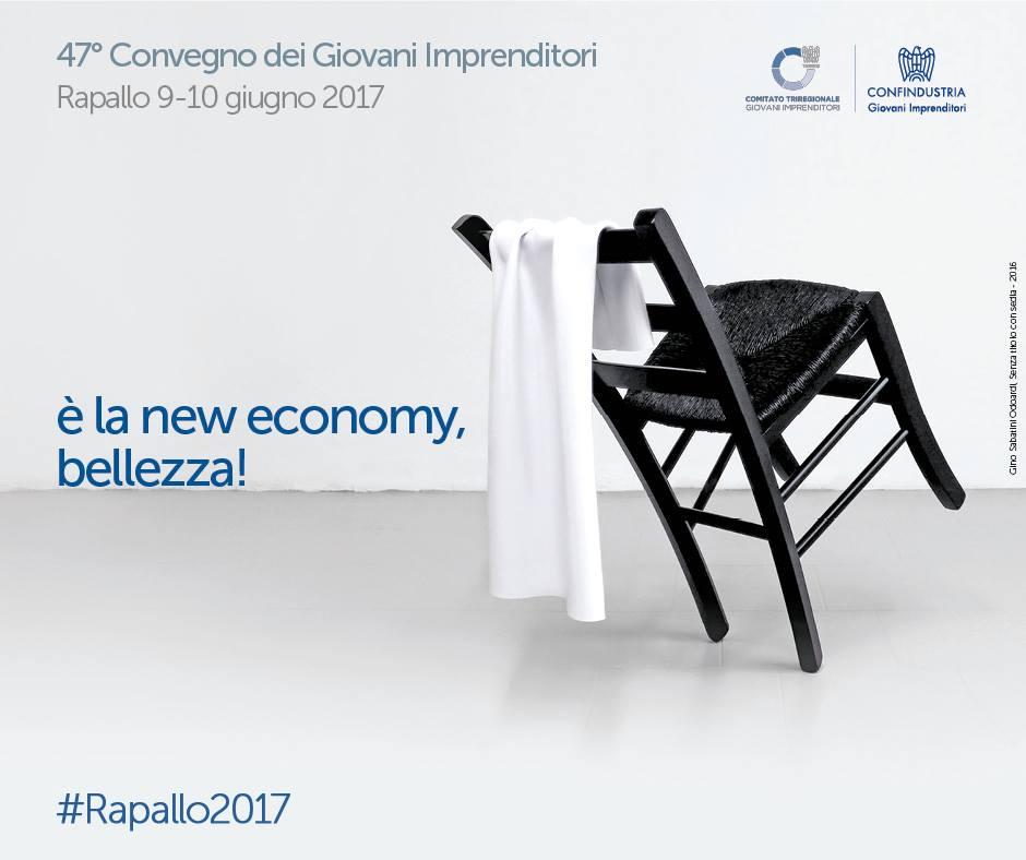 47° Convegno Nazionale Giovani Imprenditori A Rapallo