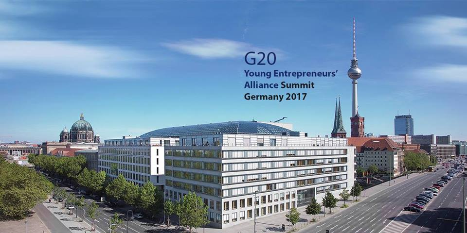 Summit G20 YEA 2017 A Berlino