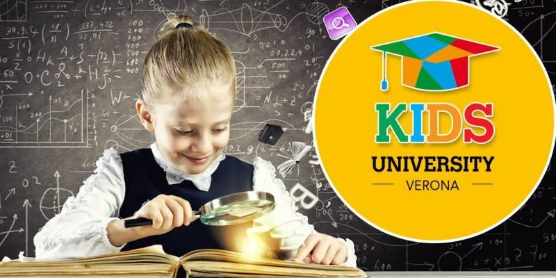Kids University Verona Dal 14 Al 24 Settembre 2017
