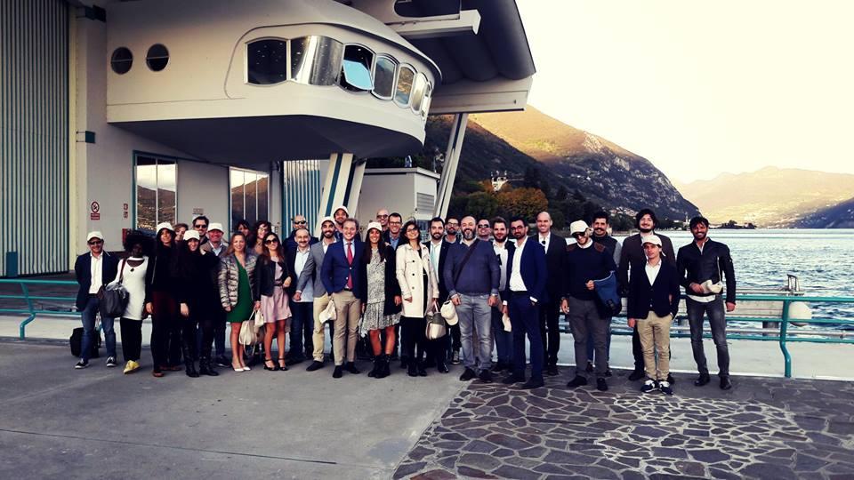 Visita In Azienda Al Brand Del Lusso Riva Yacht Di Sarnico