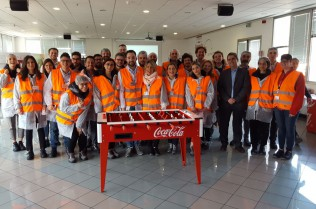 #SIFACOSI – 3. Study Tour Coca Cola HBC Italia