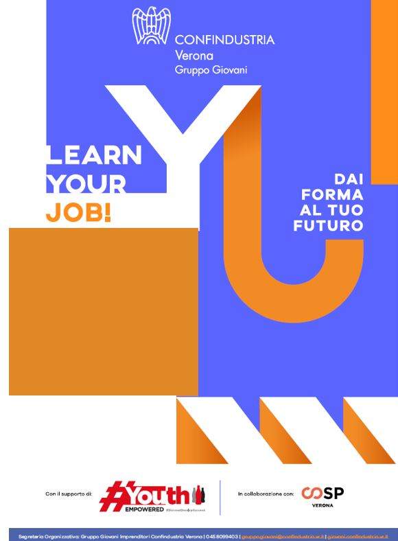 Learn Your Job 2020-2021